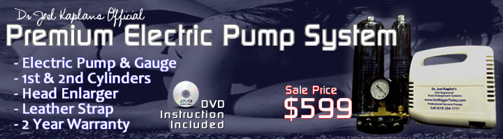 Premium Electric Pump System