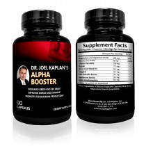 Dr. Joel Kaplan's Alpha Booster Supplements