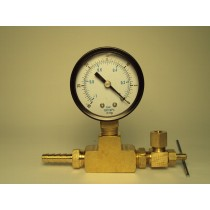 Pressure Gauge for Basic and Premium Pumps