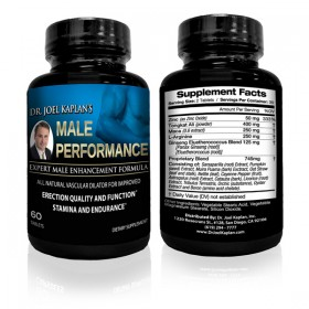 Male Performance Supplements (60 Tablets)