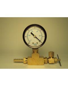 Pressure Gauge for Basic and Premium Pumps